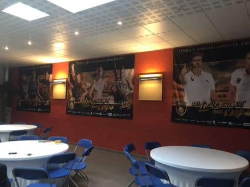 impression toile grand format Dunkerque