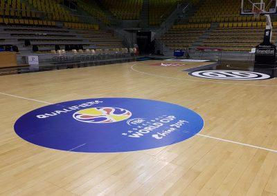 France Russie basket Rhenus