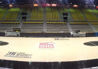 Marquage terrain de basket-ball - SIG