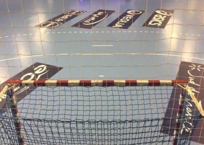 Marquage terrain de handball - MHB