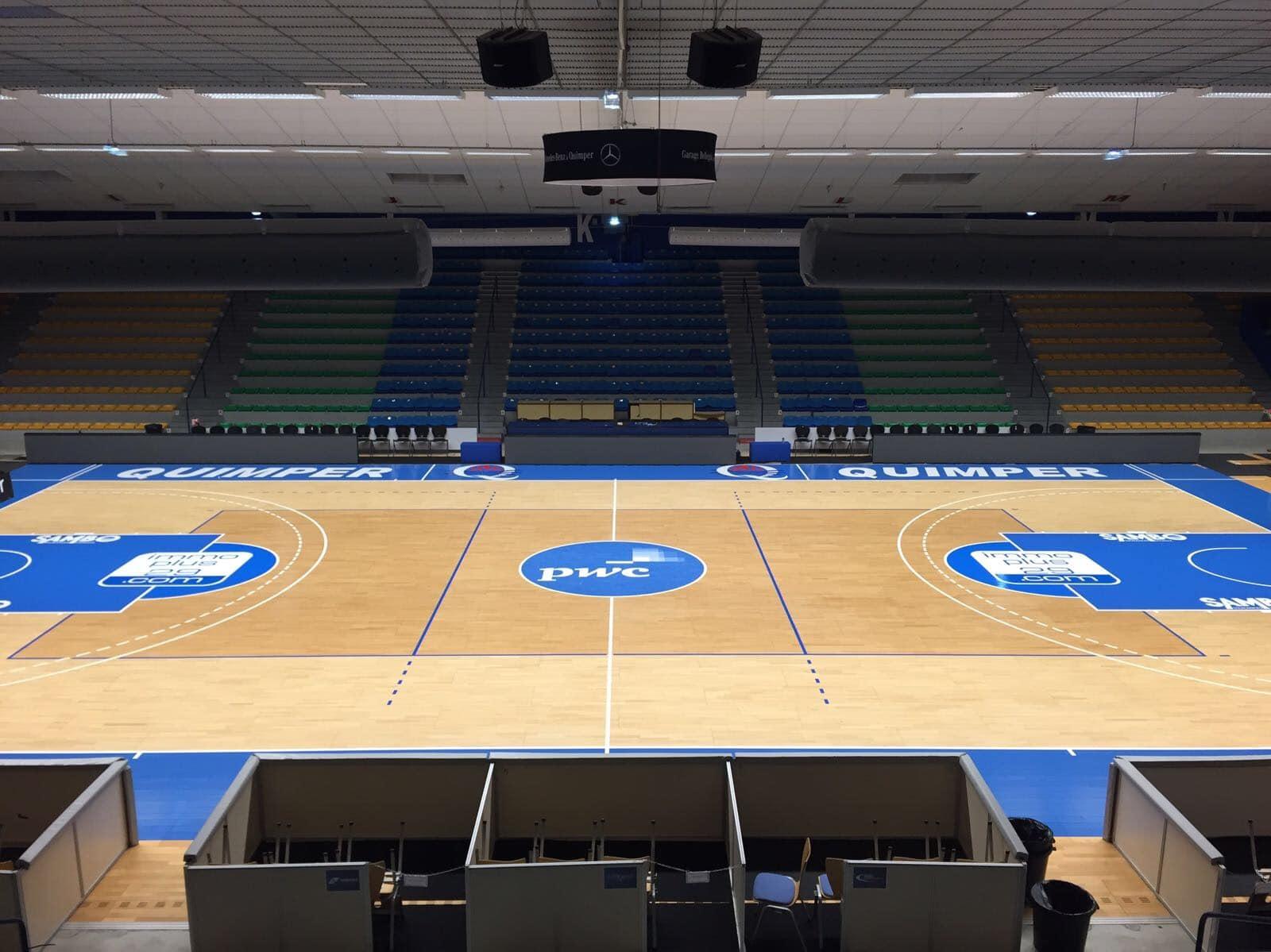 Sol Terrain De Basket spécialiste du sticker terrain et marquages au sol | nakara