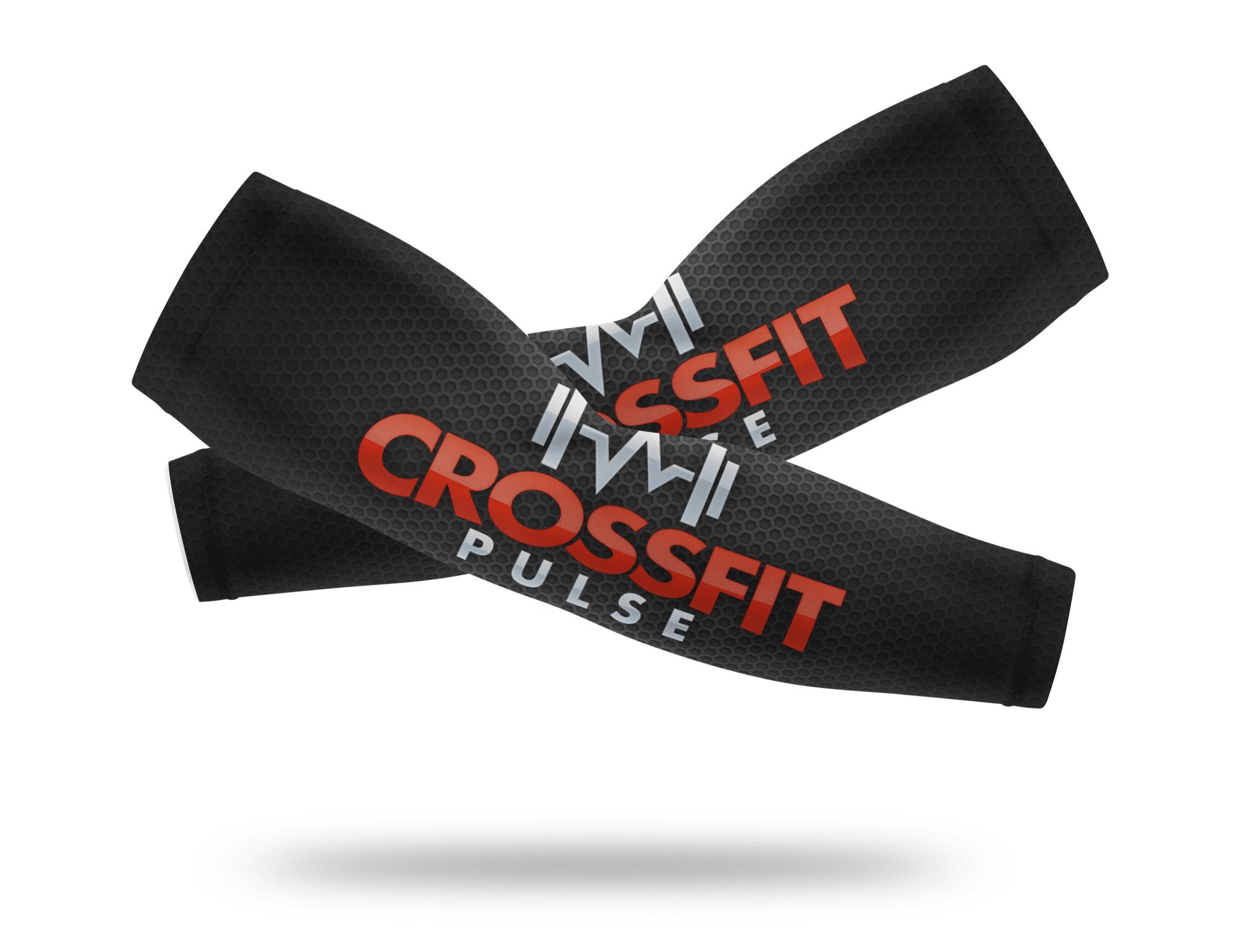 manchette de compression personnalisable musculation fitness crossfit