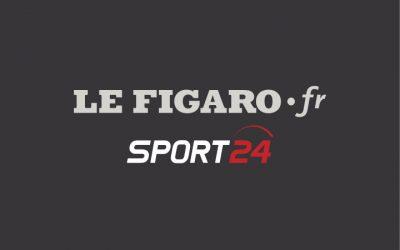 Nakara, mis en avant par le Figaro – Sport 24