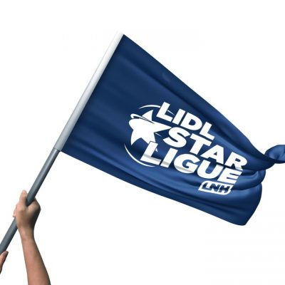 Nakara Sport impression drapeau supporter personnalisé