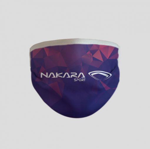 masque personnalisable club sportif Nakara Sport