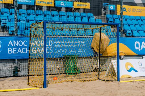 But competition beach handball Nakara Sport