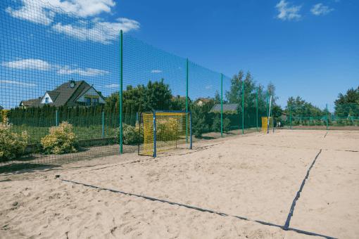 Fournisseur de terrain de beach handball complet Nakara Sport