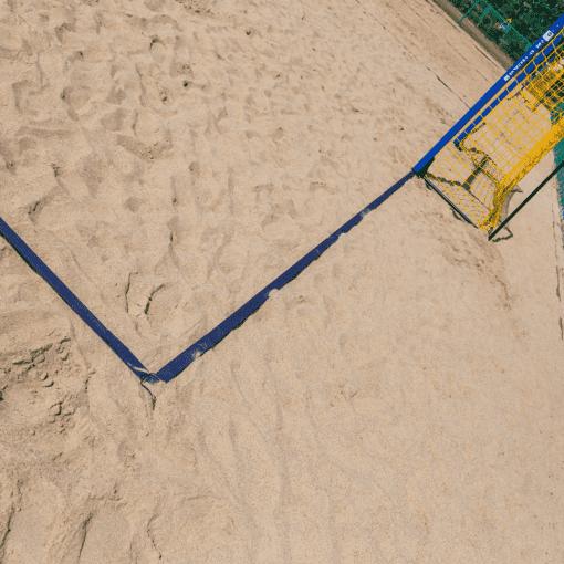 Kit delimitation terrain beach handball but professionnel