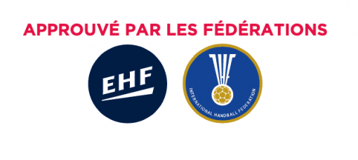 Lignes terrain beach handball competition IHF et EHF Tube Mousse-Nakara Sport