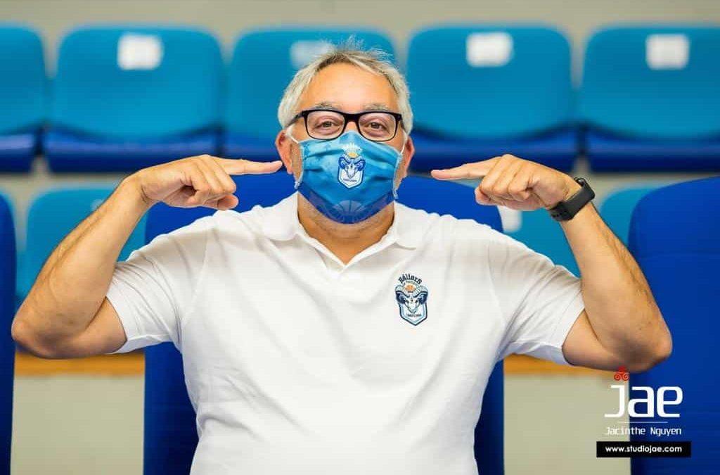 Le port du masque dans le sport et les événements sportifs
