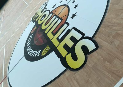 rond central houille basket