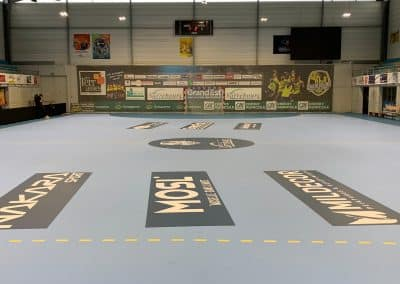 sticker terrain handball