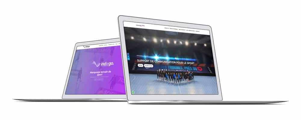 création de site internet pour club sportif
